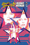 WONDER WOMAN 77 BIONIC WOMAN #4 (OF 6) CVR B SIENKIEWICZ