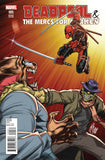 DEADPOOL MERCS FOR MONEY (1st mini-series) #5 (OF 5) LIM VAR