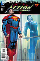 ACTION COMICS Vol. 2 #52 (FINAL DAYS)
