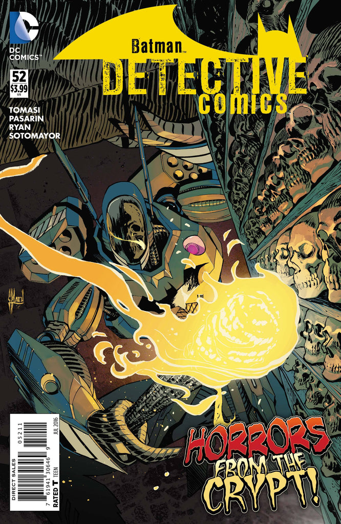 Detective Comics (2011 2nd Series) #52A