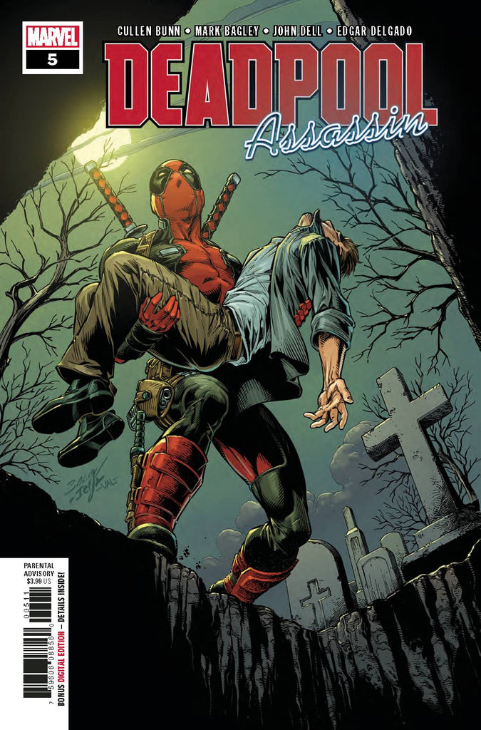 DEADPOOL ASSASSIN #5 (OF 6)