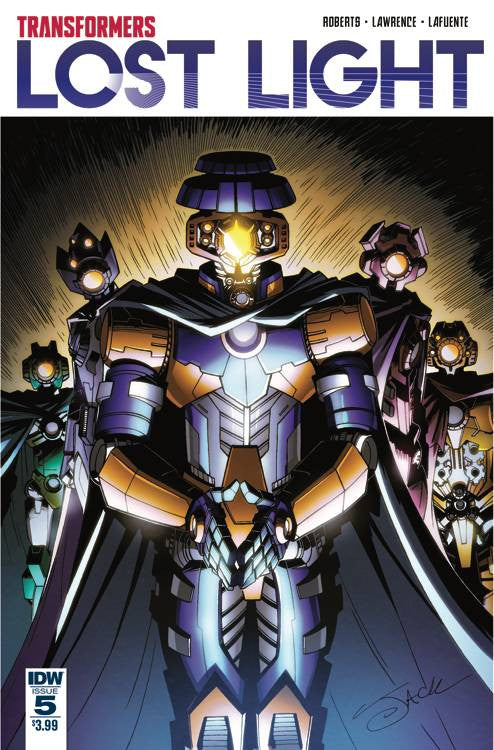 TRANSFORMERS LOST LIGHT #5