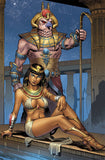 GFT VAN HELSING VS THE MUMMY OF AMUN RA #5 (OF 6) CVR C MELO
