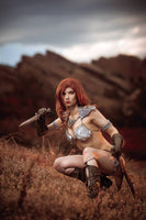 RED SONJA #5 CVR F 10 COPY COSPLAY VIRGIN INCV