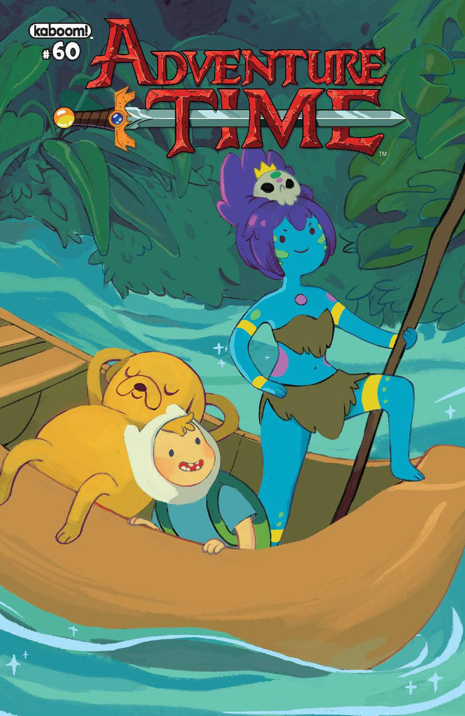 ADVENTURE TIME #60 SUBSCRIPTION LE CVR