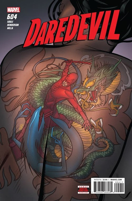 Daredevil (2017 6th Series) #604