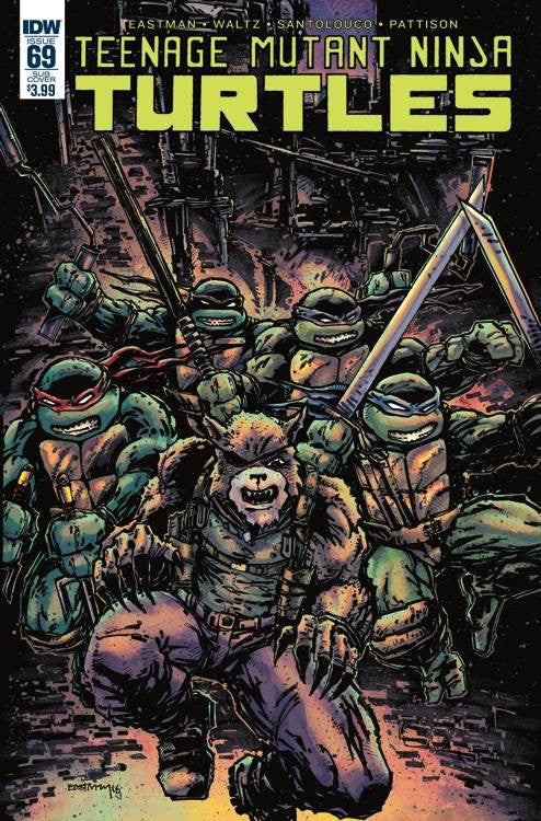 TMNT ONGOING #69 SUBSCRIPTION VAR (C: 1-0-0)