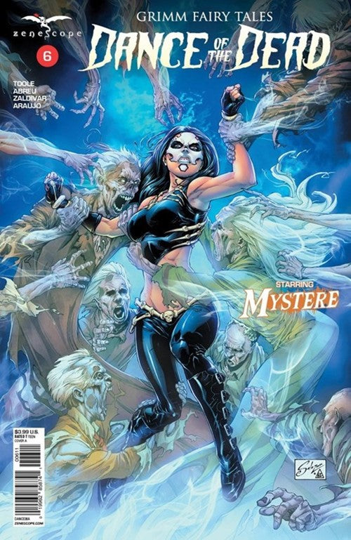 Dance of the Dead (2017 Zenescope) #6A (FN)