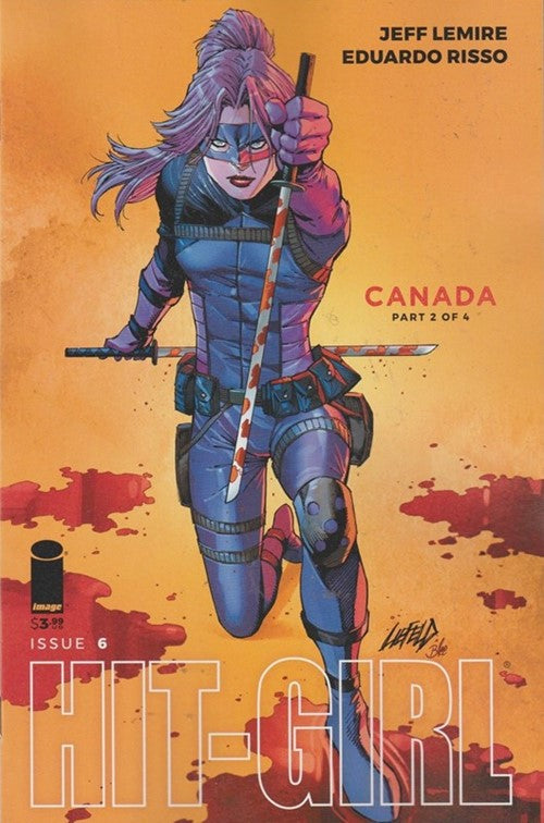 Hit-Girl (2018 Image) #6C