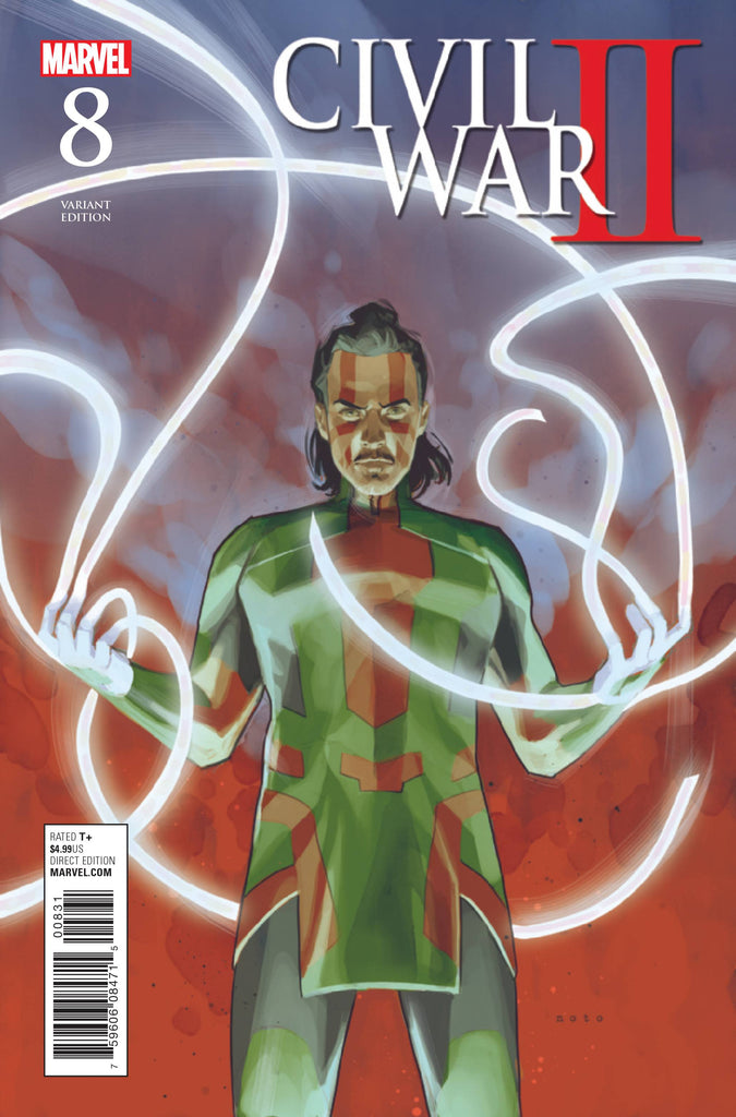 CIVIL WAR II #8 (OF 8) NOTO VAR