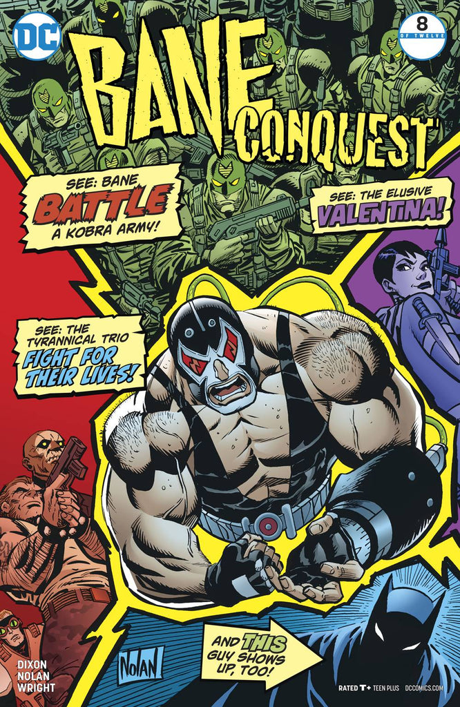BANE CONQUEST #8 (OF 12)