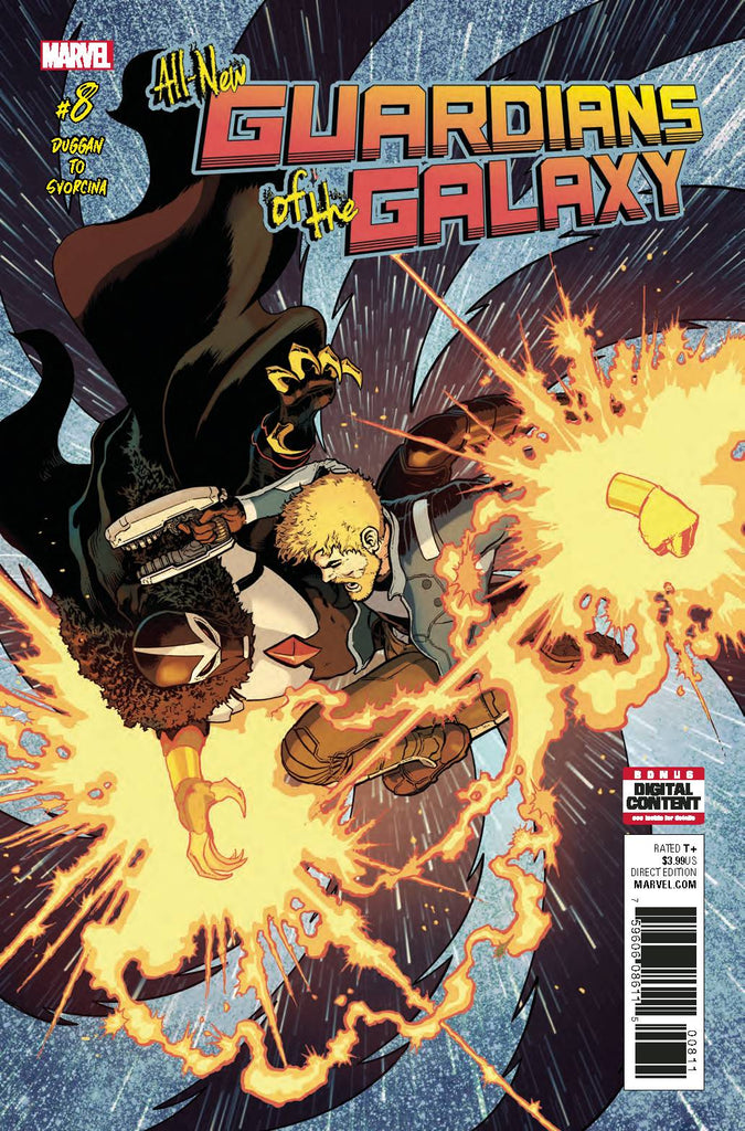 ALL NEW GUARDIANS OF GALAXY #8 (VF)