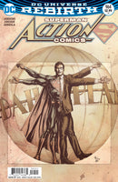ACTION COMICS #964 VAR ED