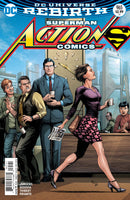 ACTION COMICS #965 VAR ED