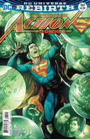 ACTION COMICS #969 VAR ED