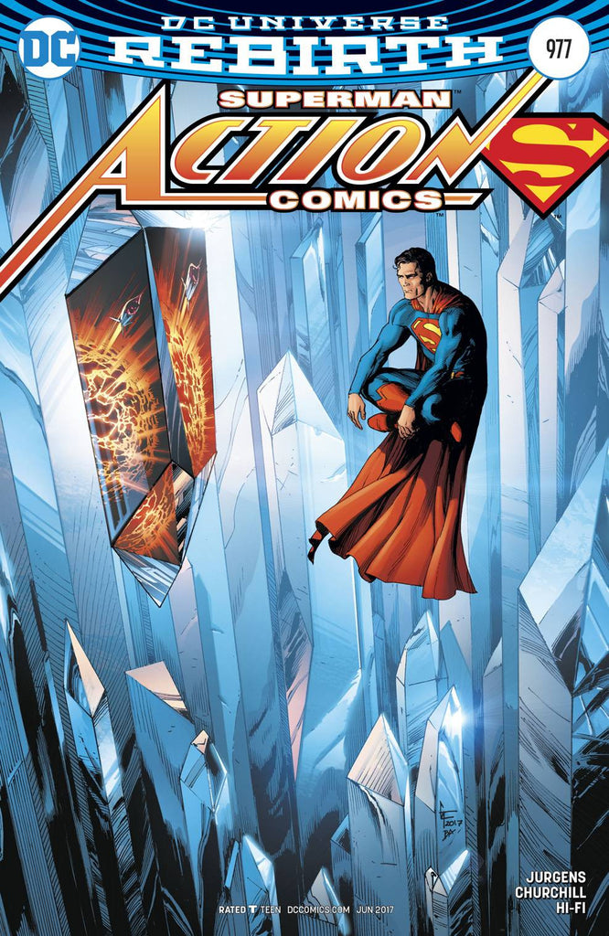 ACTION COMICS #977 VAR ED