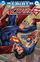 ACTION COMICS #986 VAR ED