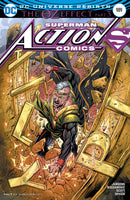 ACTION COMICS #989 VAR ED (OZ EFFECT)