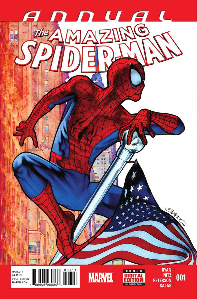 AMAZING SPIDER-MAN VOL. 3 ANNUAL #1