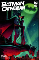 BATMAN CATWOMAN #1 JEN BARTEL TEAM EXCLUSIVE