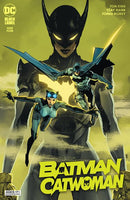 BATMAN CATWOMAN #4 (OF 12) CVR A CLAY MANN (3/16/2021)