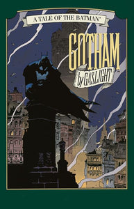 BATMAN GOTHAM BY GASLIGHT THE DELUXE EDITION HC