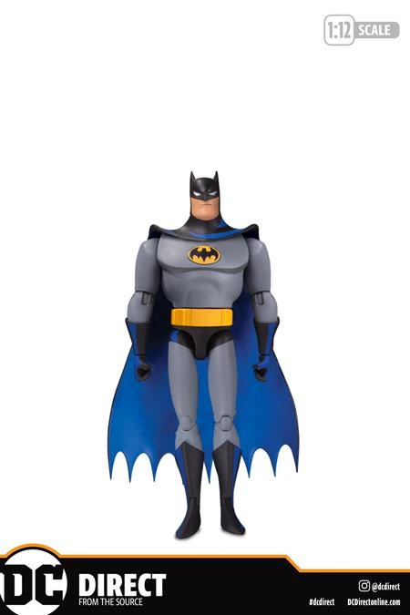 BATMAN: THE ADVENTURES CONTINUE BATMAN BTAS ACTION FIGURE