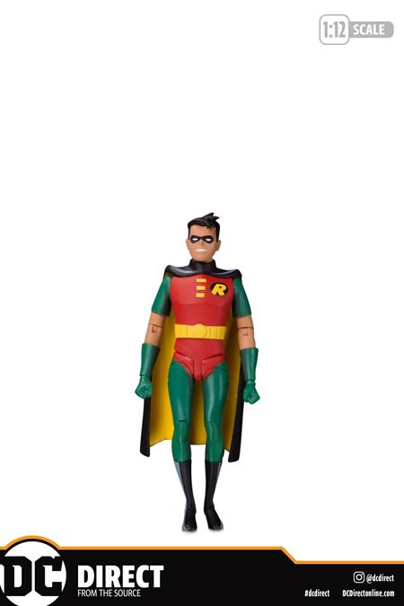 BATMAN: THE ADVENTURES CONTINUE ROBIN BTAS ACTION FIGURE