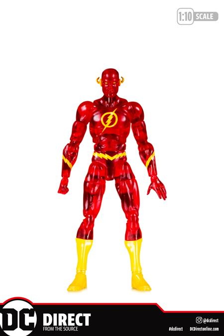 DC ESSENTIALS: 24 THE FLASH SPEED FORCE ACTION FIGURE
