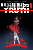 DEPARTMENT OF TRUTH #1 1:50 COPY INCV ANDOLFO VARIANT