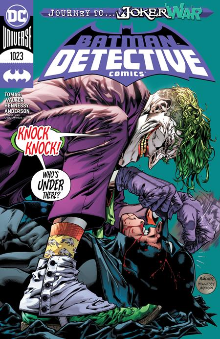 DETECTIVE COMICS #1023 JOKER WAR