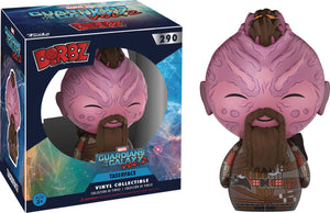 DORBZ GUARDIANS OF THE GALAXY VOL2 TASERFACE VINYL FIG