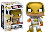 FCBD 2017 POP MARVEL IRON FIST PX VIN FIG WHITE COSTUME VER