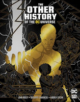 OTHER HISTORY OF THE DC UNIVERSE #1 (OF 5) INC 1:25 FOIL JAMAL CAMPBELL VAR (11/24/2020)