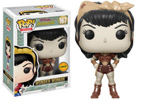 POP DC BOMBSHELLS WONDER WOMAN VINYL FIG (CHASE)