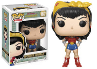 POP DC BOMBSHELLS WONDER WOMAN VINYL FIG
