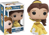 POP BEAUTY & THE BEAST BELLE VINYL FIG