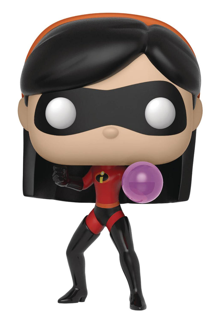 POP DISNEY INCREDIBLES 2 VIOLET VINYL FIGURE (Damaged Box)