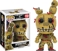 POP FIVE NIGHTS AT FREDDYS SPRING TRAP VINYL FIG