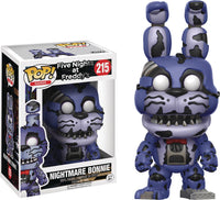POP FNAF NIGHTMARE BONNIE VINYL FIG