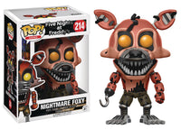 POP FNAF NIGHTMARE FOXY VINYL FIG