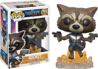 POP GUARDIANS OF THE GALAXY VOL2 ROCKET RACCOON VINYL FIG