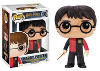 POP HARRY POTTER HARRY TRIWIZARD VINYL FIG