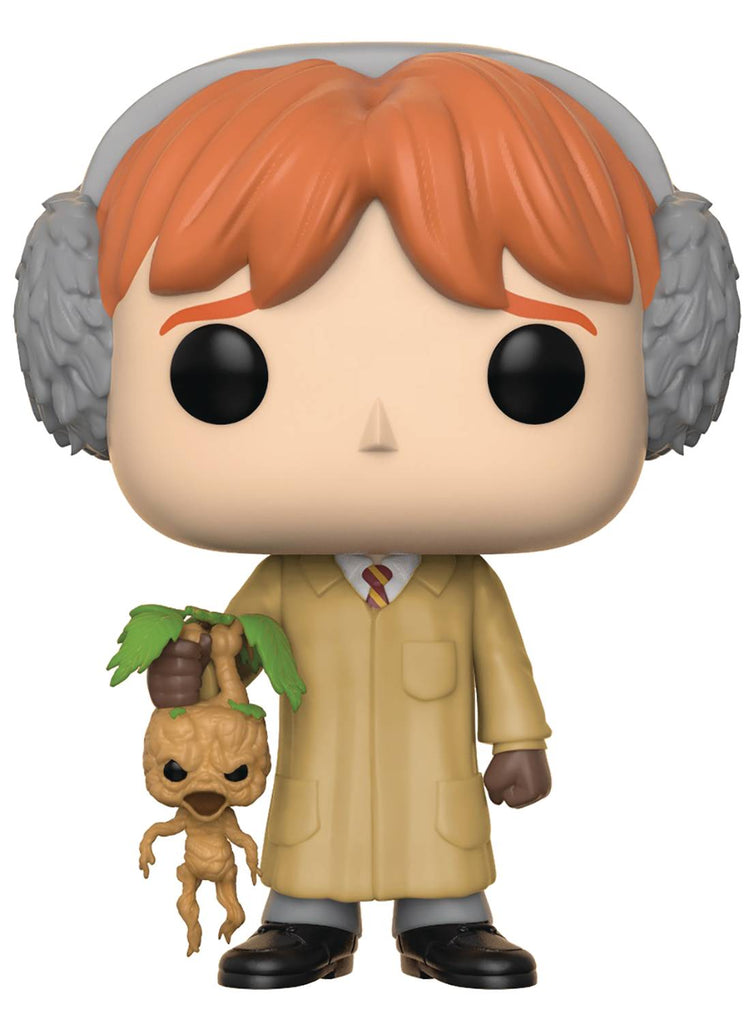 POP HARRY POTTER RON WEASLEY VINYL FIGURE