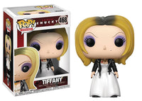 POP HORROR BRIDE OF CHUCKY TIFFANY VINYL FIGURE (Damaged Box)