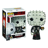 POP HORROR HELLRAISER PINHEAD VINYL FIG