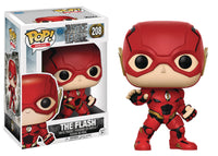 POP JUSTICE LEAGUE MOVIE FLASH VINYL FIG