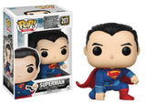 POP JUSTICE LEAGUE MOVIE SUPERMAN VINYL FIG