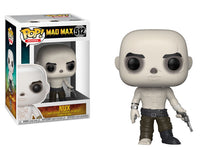 POP MAD MAX FURY ROAD NUX SHIRTLESS VINYL FIGURE (Damaged Box)