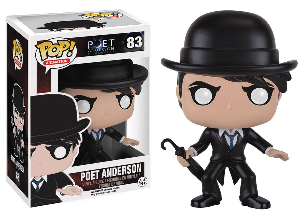 POP POET ANDERSON VINYL FIG